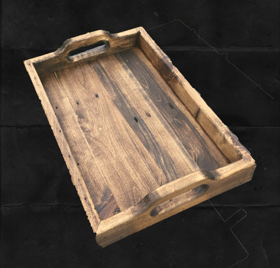 Reclaimed Serving Board